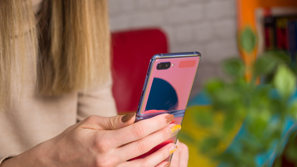 The Samsung Galaxy Z Flip - a woman's perspective