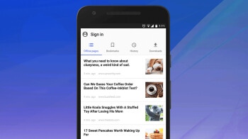 Opera for Android update: data saving badge, Speed Dial improvements