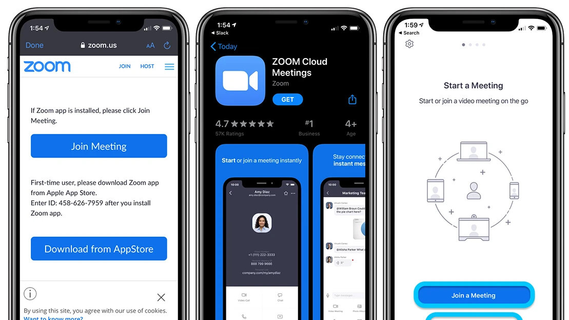 Zoom for iOS stops sharing information with Facebook after a new update