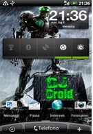Unofficial Android 2.2 Froyo ROM for the HTC Desire looks pretty stable