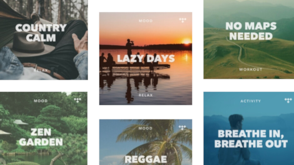 TIDAL launches Welcome Mix, an optimized experience for new members
