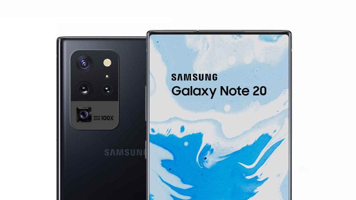 Latest Samsung Galaxy Note 20 leak reveals huge design clue