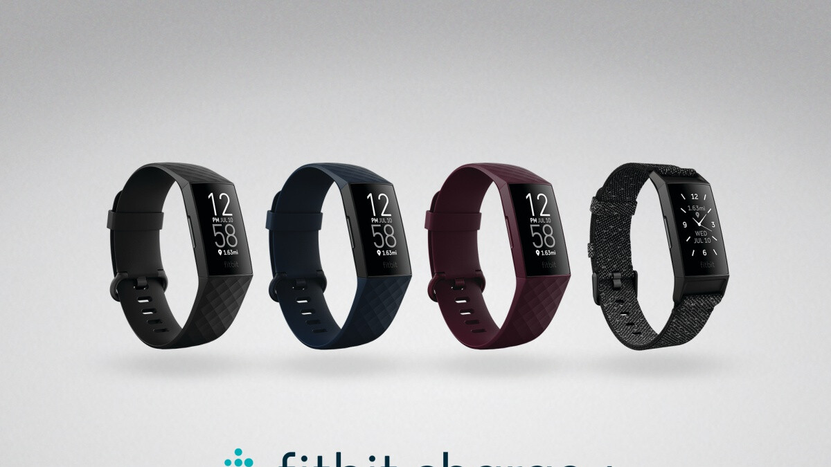 The Fitbit Charge 4 is official with built-in GPS and a few other cool tricks up its sleeve