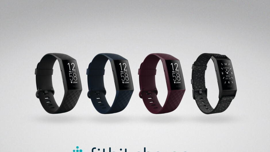 The Fitbit Charge 4 is official with built-in GPS