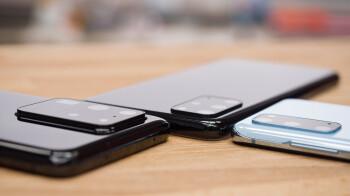 Samsung pushing a big Galaxy S20 series camera update
