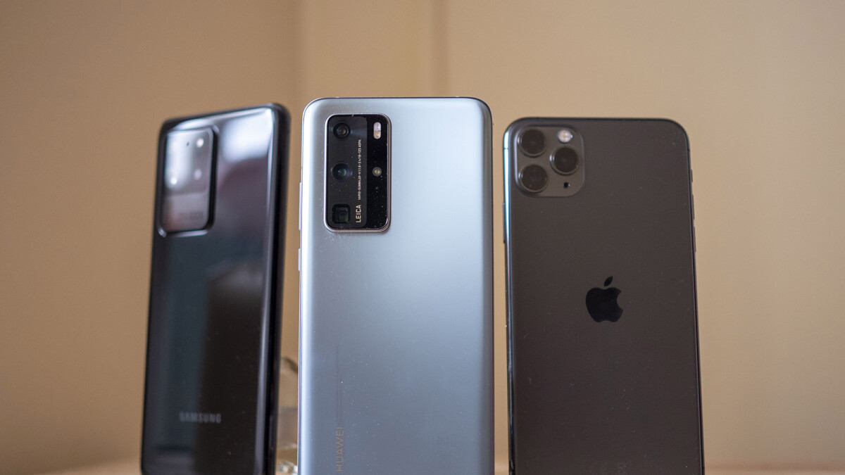 Huawei P40 Pro vs Samsung Galaxy S20 Ultra vs iPhone 11 Pro Max camera comparison: low light and night mode