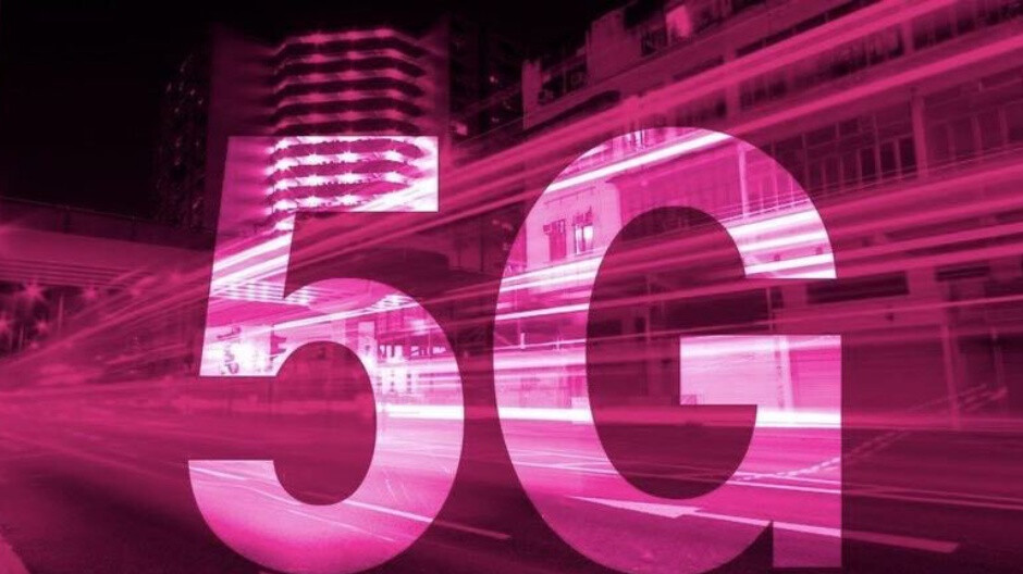 T-Mobile is wasting no time improving its 5G network with Sprint's mid-band spectrum