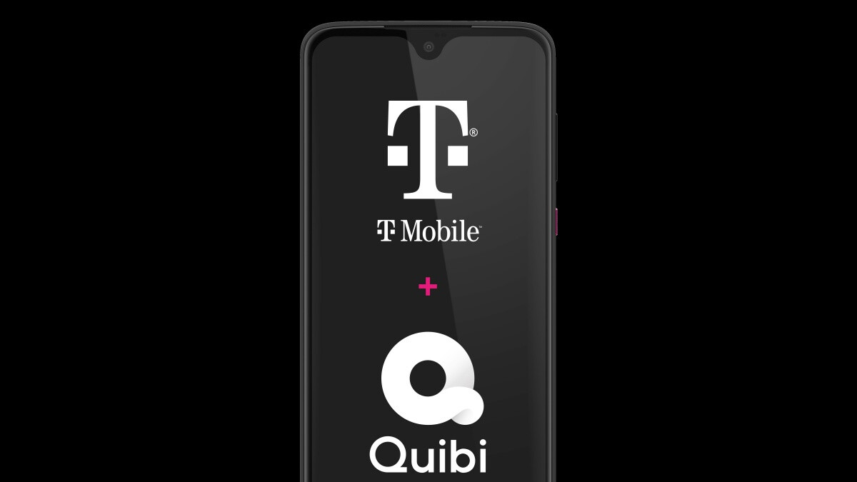 Mobile family plans will include Quibi free for one year