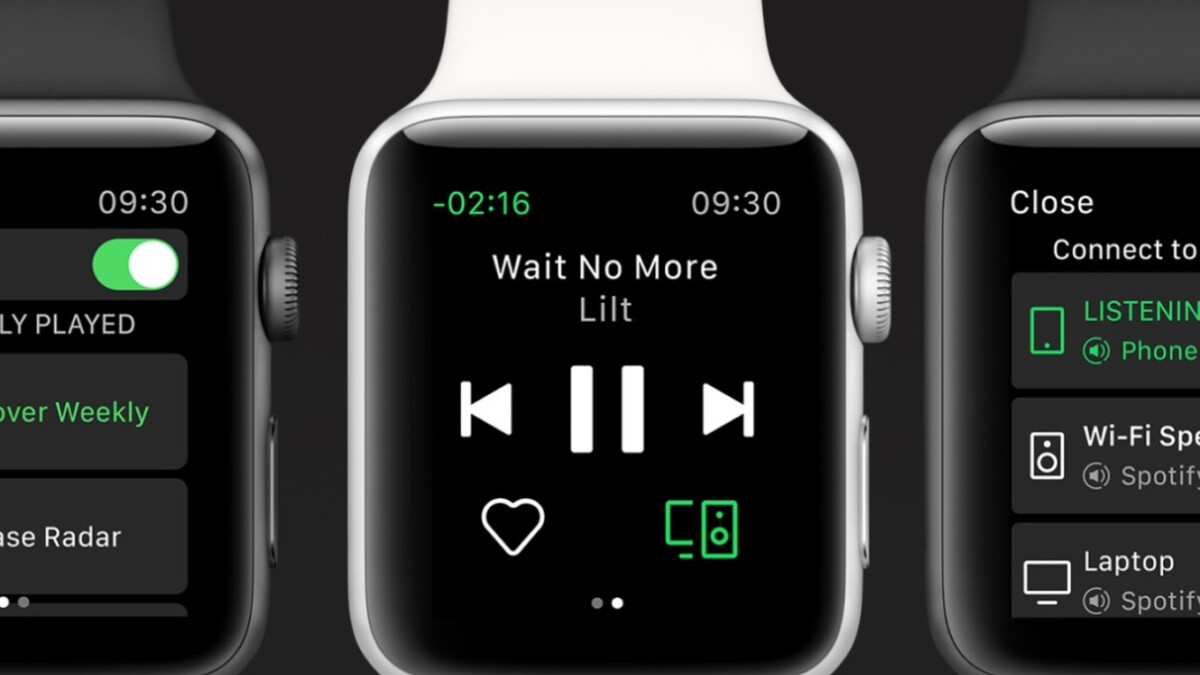 Spotify update finally adds Siri support for Apple Watch users