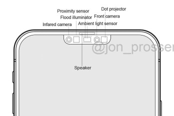 Here's what the iPhone 12 Pro 5G's notch might look like