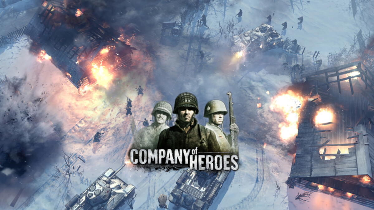 Company of Heroes coming soon to iPhone and Android