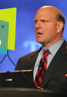 Microsoft's Steve Ballmer will be the main man at the 2011 CES
