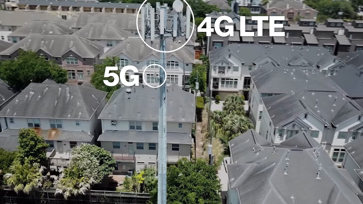 See Verizon, T-Mobile, AT&T and Sprint LTE speed gains, and imagine their 5G future