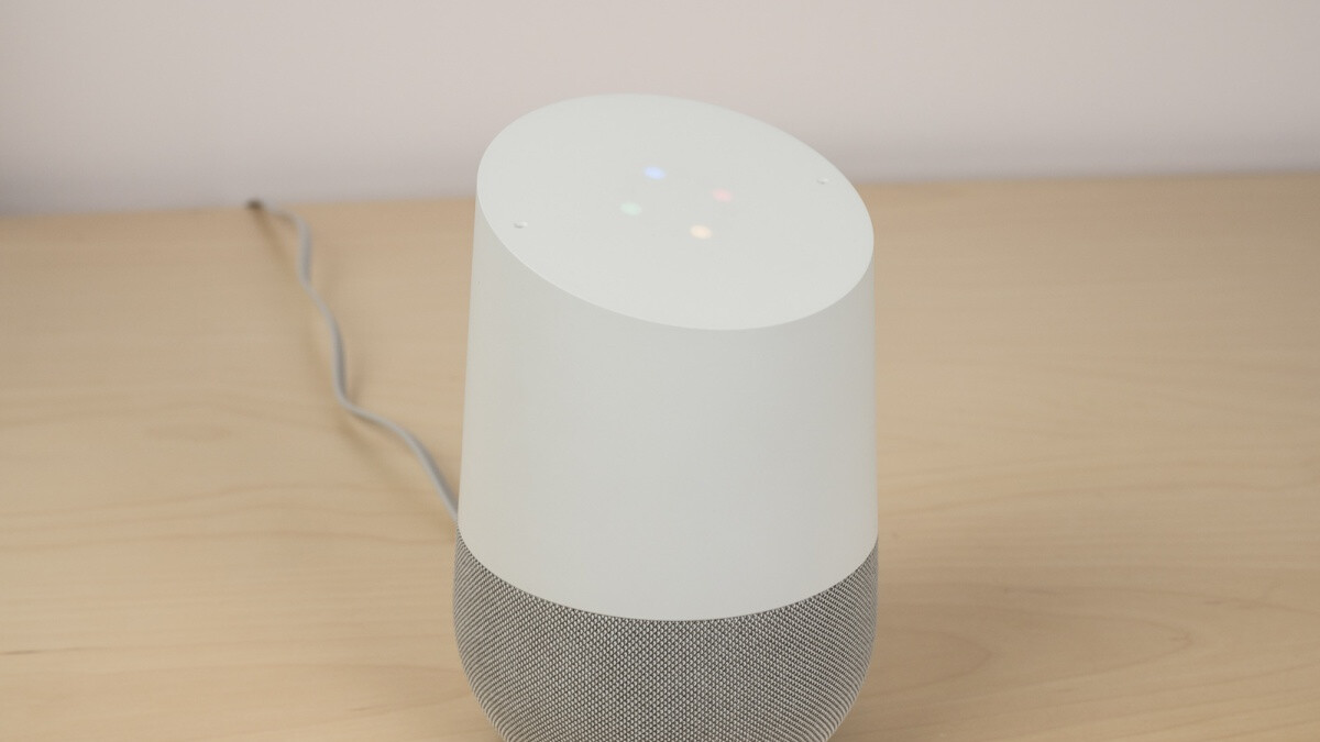 Nationwide deals cut Google Home price in half for a limited time