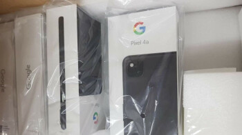Pixel 4a retail box leaks, announcement could be imminent