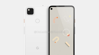 Here's how the Pixel 4a XL probably looked before Google scrapped it