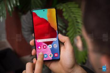 Sprint picks up Samsung's mid-range Galaxy A51 starting at $10 a month