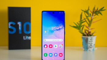 Samsung Galaxy S10 Lite updated with One UI 2.1 before US release
