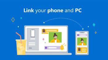 Drag and drop files between a Samsung phone and Windows 10 via the Your Phone app