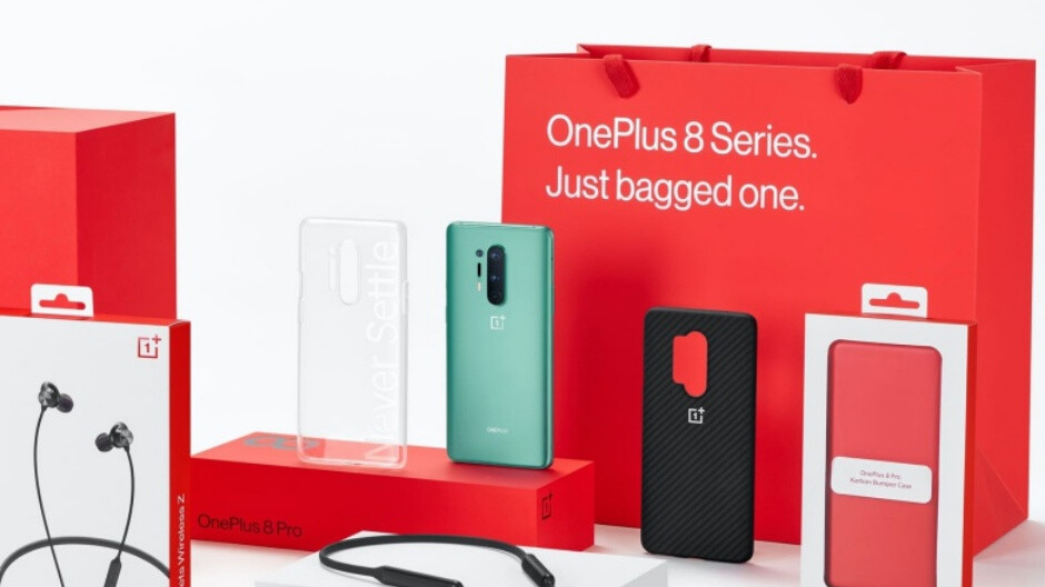 OnePlus 8 launch today