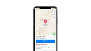 Apple starts registering COVID-19 testing locations, will display them on Apple Maps