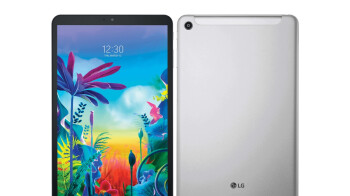 T-Mobile quietly starts selling a 'new' LG tablet with LTE, and you can already get it for free