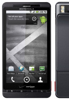 No custom ROMs on the Motorola DROID X