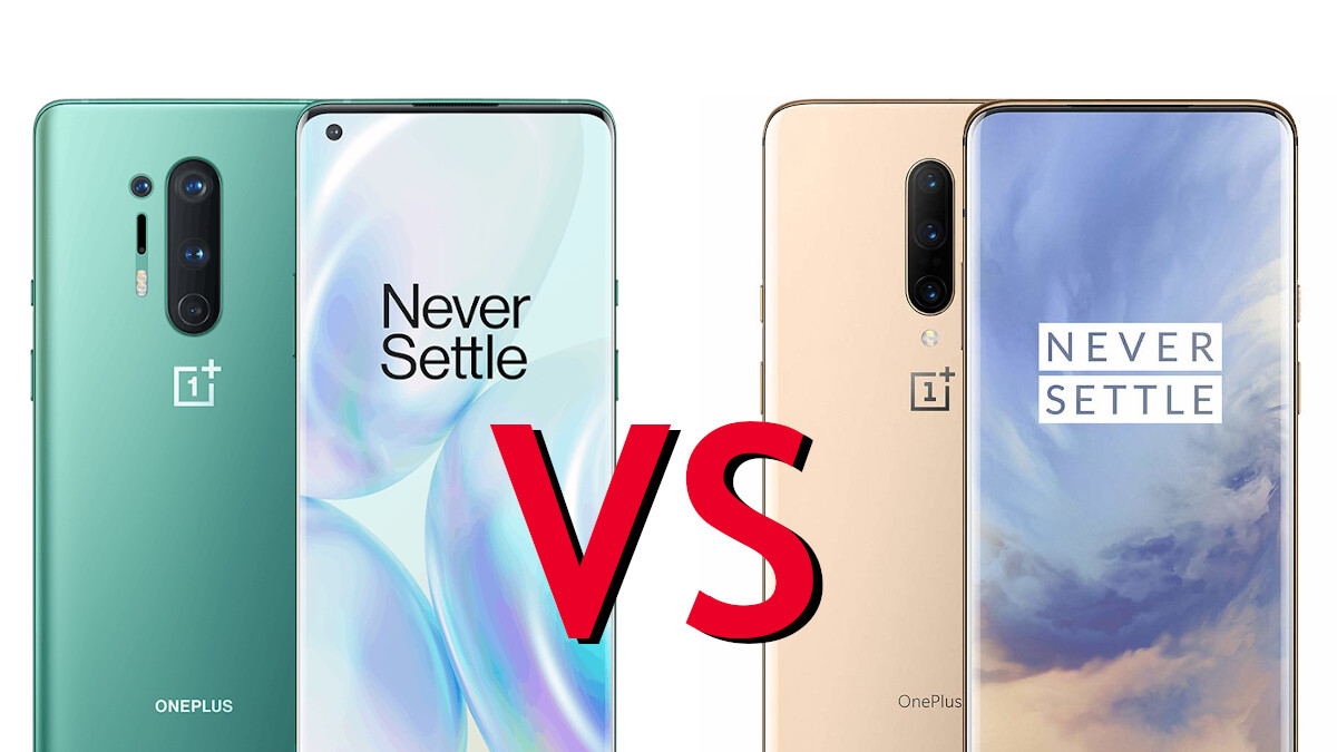 Oneplus 8 Pro 5g Vs Oneplus 7 Pro Should You Upgrade Phonearena