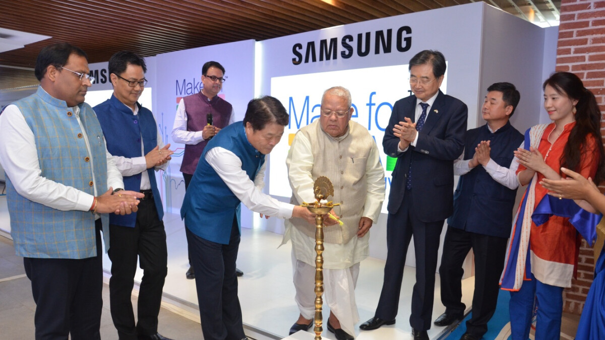 Samsung donates $5 million to India in support of COVID-19 relief
