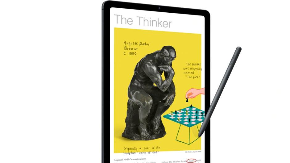 Samsung Galaxy Tab S6 Lite goes official at last, US pricing starts at $350