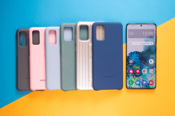 Samsung Galaxy S20, S20 Plus, and S20 Ultra official cases review