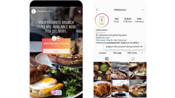 Instagram adds features to support small businesses during COVID-19