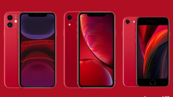 2020 iPhone SE Product Red proceeds will support COVID-19 relief efforts