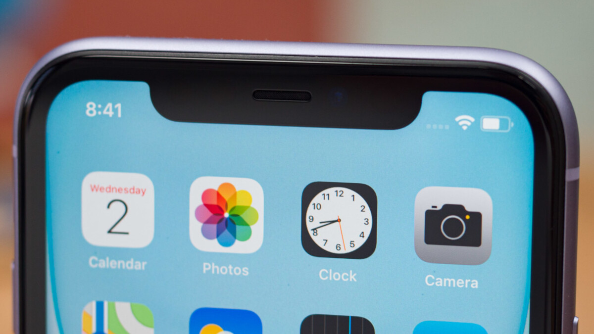 Sharply lower sales expected for the Apple iPhone during the current quarter
