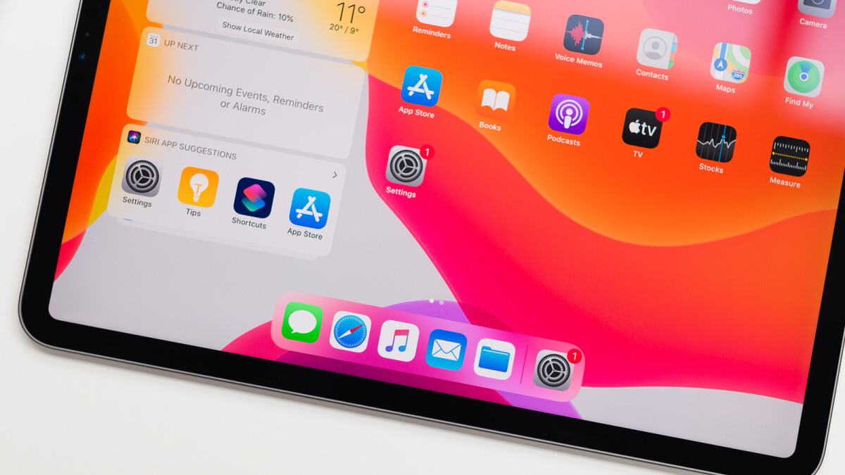 Apple 5G iPad Pro With Mini-LED Display Postponed To 2021