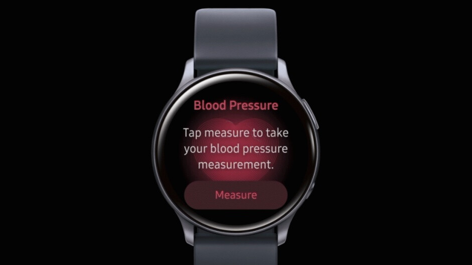 Samsung's Galaxy Watch blood pressure monitoring app approved by South Korean regulators