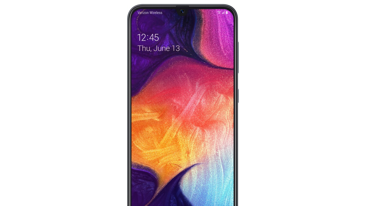 Samsung's incredibly popular Galaxy A50 scores long overdue Android 10 update on Verizon