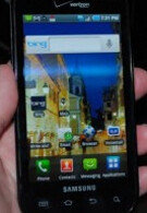 Not Coming Soon: Verizon's Galaxy S variant, the Samsung Fascinate
