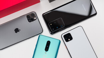 Camera comparison: OnePlus 8 vs iPhone 11 Pro vs Galaxy S20 Ultra vs Pixel 4