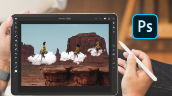 Photoshop on the iPad and Adobe Fresco are now available to creative professionals as a bundle