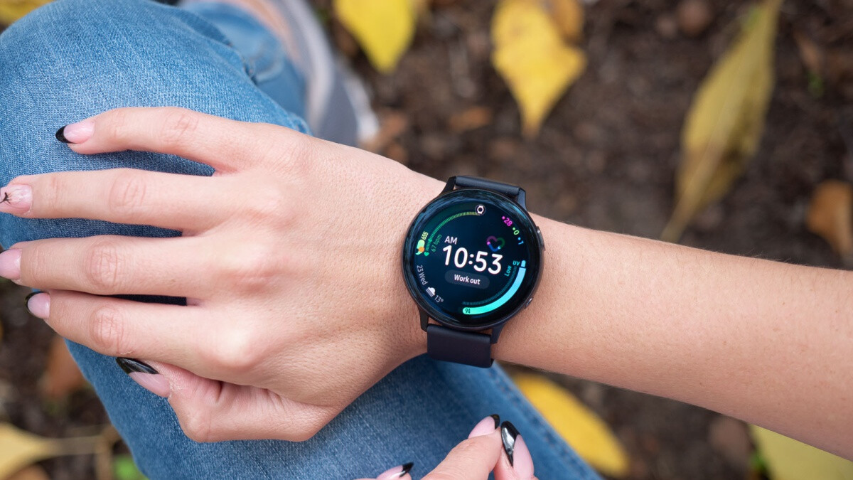 Samsung's Galaxy Watch Active 2 is on sale at unbeatable prices in no less than five variants