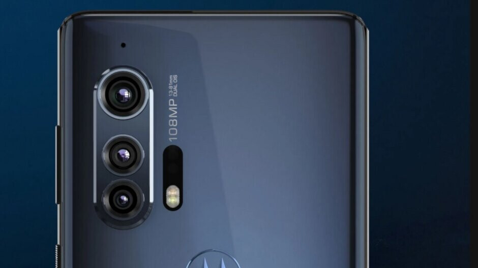 Check out the first two TV ads for Motorola's new 5G Edge+ flagship phone