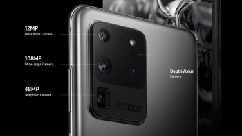 Xiaomi may be first to launch a smartphone with new 150 megapixel Samsung camera