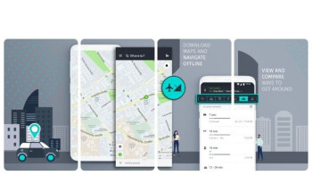 HERE WeGo is the new Google Maps alternative for Huawei phones