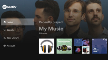 Spotify launches new app for Android TV