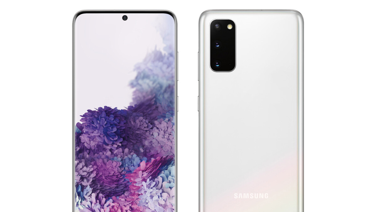 Verizon's Samsung Galaxy S20 5G model leaks out as release date nears