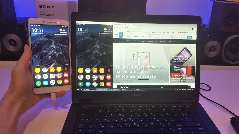 Android Handy Auf Pc Spiegeln