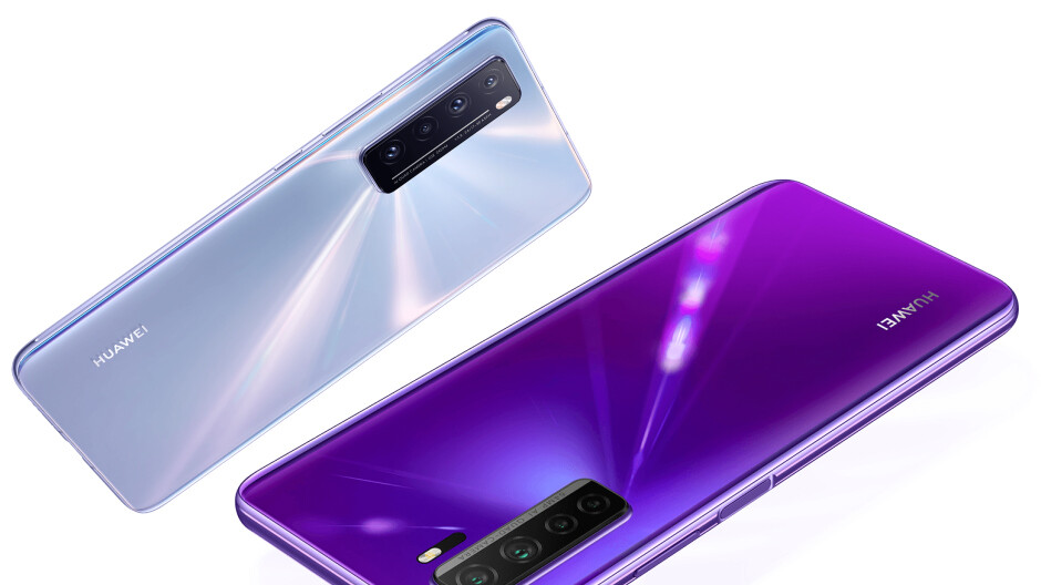 New Huawei Nova 7 series feature 5G and 64-megapixel quad cameras