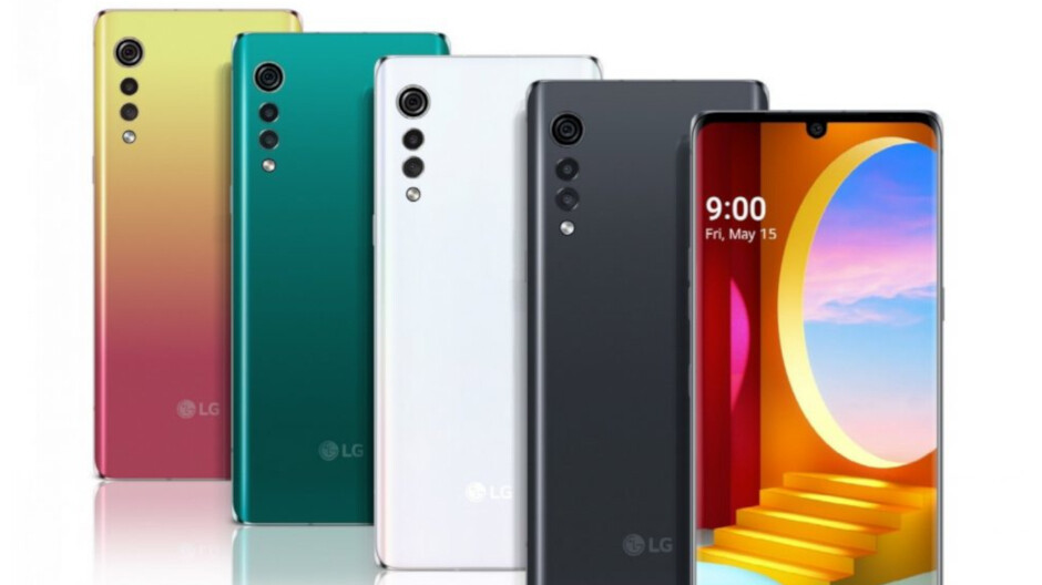LG Velvet officially revealed ahead of May 7 announcement