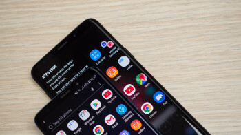 One UI 2.1 update might be coming soon to Samsung Galaxy S9 and Note 9